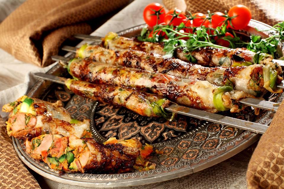 Caucasian cuisine