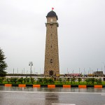 Башня согласия в Магасе