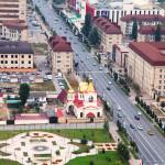 """""""Чайный Экспресс"""" в Грозном"""