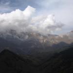 Вид из Армхи