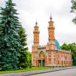 Мечеть Мухтарова во Владикавказе