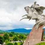 Северная Осетия. Владикавказ.